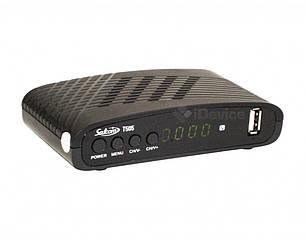 Тюнер Т2 Satcom T505 IPTV, 2 USB, фото 2