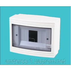Коробка для 3-4 автоматів зовнішньої установки