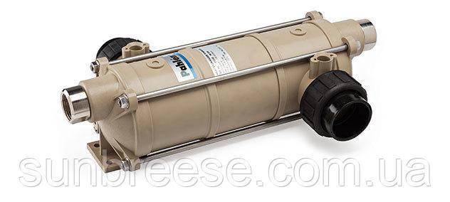 Теплообменник титановый HTT40 кВт