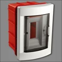 Коробка для 2 автоматов внутренней установки