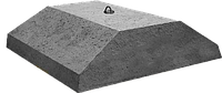 Плиты ленточных фундаментов ФЛ 28.8-2  780x2800x500мм