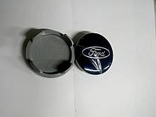 Комплект колпачков в колесные диски FORD 54мм/51мм