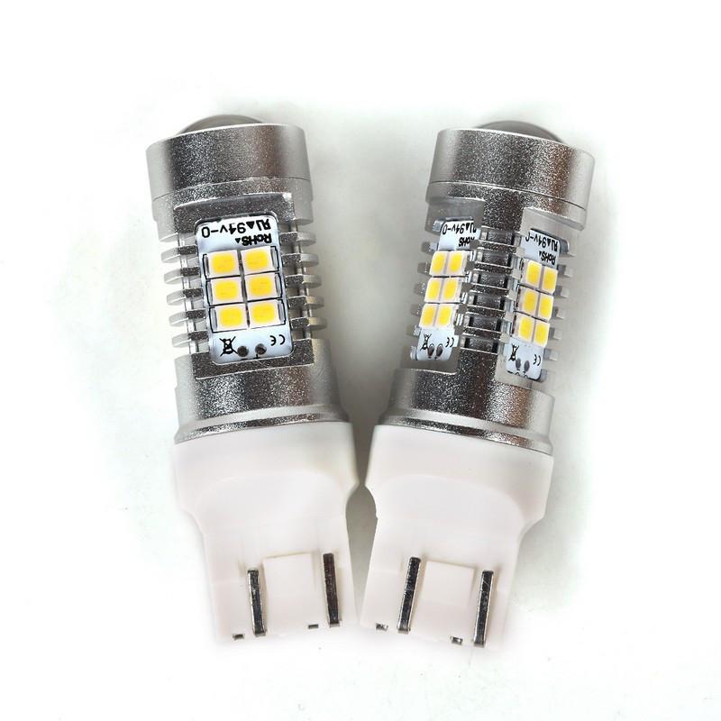 Светодиодные лампы Carlamp 4G-Series W21/5W 4G21/7443
