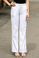Белые брюки ZYTA