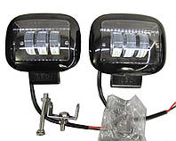 LED фары 67-30W - 2 штуки, фото 1