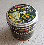 Леска рыболовная BratFishing carp mega camou 300m 0,45мм, фото 2