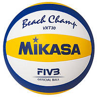 Мяч для пляжного волейбола Mikasa VXT30