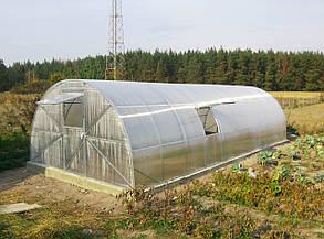 Теплица ЭКО - ТОП4  4х6 стандарт 6 мм