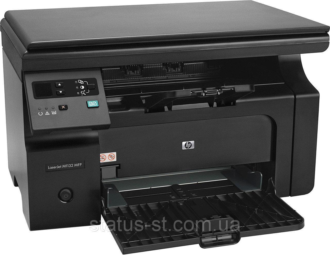 Техническое обслуживание МФУ HP А4