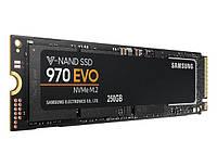 Накопитель памяти SSD M.2 Samsung 970 Evo series 250GB PCIe 3.0 x4 V-NAND TLC (MZ-V7E250BW)