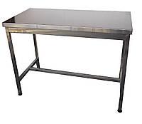 Стол производственный без борта и полки 600х600х850