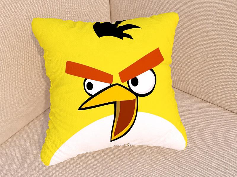 Фотоподушки детские Angry Birds