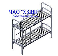 Кровать армейская двухъярусная КРА 14