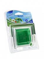 Арома-Кристалл гель-освежитель воздуха 8г утренняя свежесть  (в стекле)