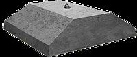 Плиты ленточных фундаментов ФЛ 12.8-2  780х1200х300мм