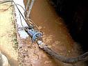 Шламовый насос Tsurumi Pump NKZ3-C3 с агитатором, фото 5