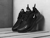 Кроссовки Nike Air Max 270 Black  , фото 1