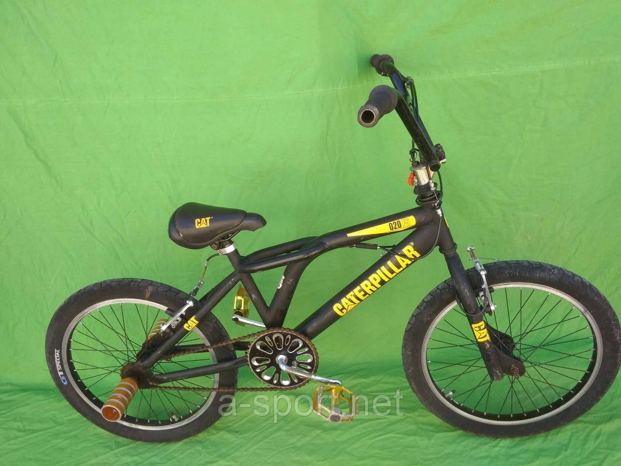 Велосипед BMX Caterpilar, колеса 20