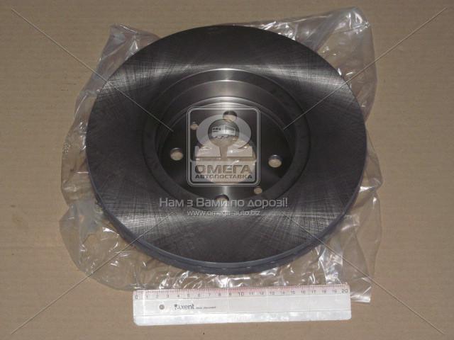 Диск тормозной RENAULT MEGANE, KANGOO, CLIO (пр-во FEBI) 19923