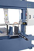 MSB360H полуавтоматический ленточнопильный станок колонного типа Bernardo Австрия, фото 2