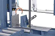 MSB360H полуавтоматический ленточнопильный станок колонного типа Bernardo Австрия, фото 3