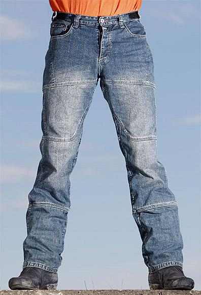 Джинсовые брюки Ixon Evil р. 07-XL (с кевларовыми вставками)