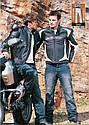 Джинсовые брюки Ixon Evil р. 07-XL (с кевларовыми вставками), фото 3