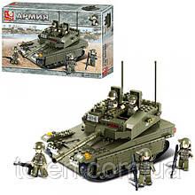 Конструктор Sluban  Танк К-1, 344 дет арт. M38-B0305