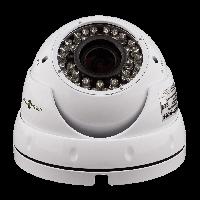 Антивандальная IP камера для внутренней и наружной установки Green Vision GV-055-IP-G-DOS20V-30 POE