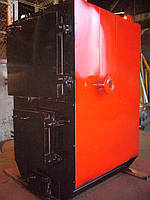 Котел твердотопливный КТФ-300, 300 кВт