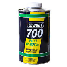 Смывка старой краски  BODY 700  1л