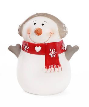 Набор для специй Снеговик: солонка и перечница 7.7см, 834-185, фото 2