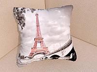 Фотоподушки Париж
