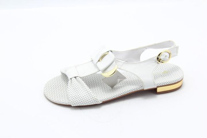 Білі жіночі босоніжки Arkoza 442-50