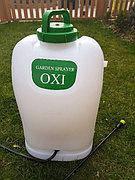 Опрыскиватель ранцевый аккумуляторный OXI