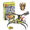 Конструктор KSZ Bionicle Череп скорпион деталей 107+, фото 2