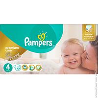 Подгузники Pampers Premium Care Maxi 4 8-14кг, 104шт. (4015400465447)