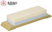 Точильный камень Suehiro SKG-27  #1000/3000 (150х50х27мм)