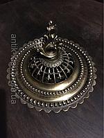 Антикварная бронзовая старинная люстра точечный светильник антикварная мебель антиквариат Украина Киев Одесса