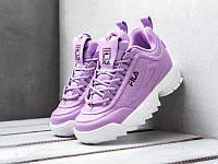 Кроссовки Fila Disruptor 2 Lilac, фото 1