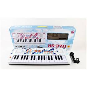 Пианино с микрофоном HS-3711