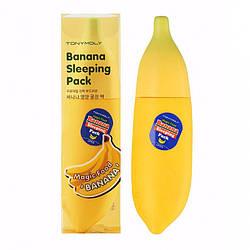 TONY MOLY Ночная маска Банан Magic Food Banana Sleeping Pack 85ml