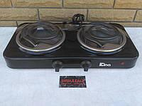 Печка-плитка электрическая для розжига углей ЭЛНА (2000W), фото 1