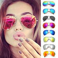 Легендарные солнцезащитные очки Aviator
