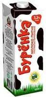 """Молоко """"Буренка"""" ультрапастеризованное, 3,2%, 1 л"""