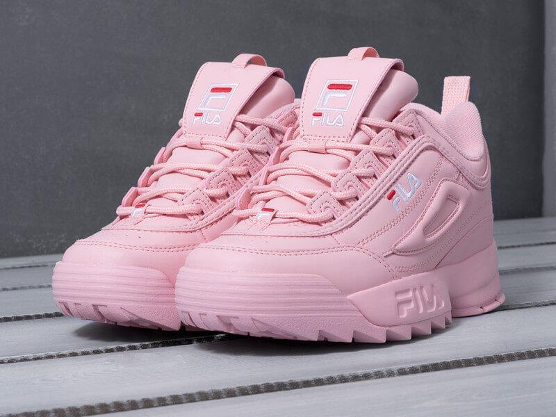 Женские кроссовки Fila Disruptor 2 Pink купить в Киеве  3804b76d74366