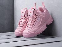 Жіночі кросівки Fila Disruptor 2 Pink, фото 1