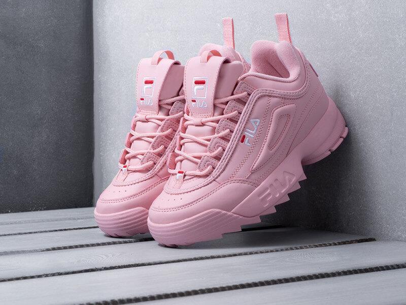 Жіночі кросівки Fila Disruptor 2 Pink