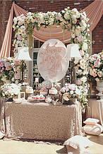 Свадьба и декор