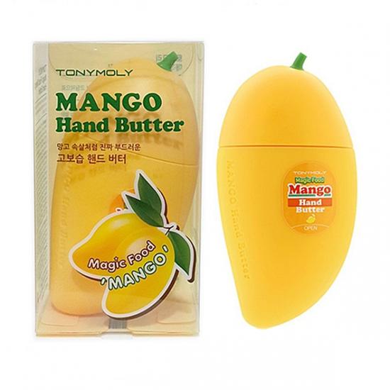 TONY MOLY Увлажняющий крем - масло для рук Mango Hand Butter 45ml